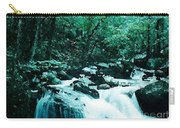 Anna Ruby Falls Watercolor Effect Carry-all Pouch