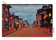 Annapolis Carry-all Pouch by Benjamin Yeager