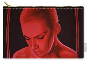 Annie Lennox Carry-all Pouch by Paul Meijering