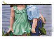 Anniversary Card 5x7 Carry-all Pouch