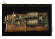 Announcing The End Of The Civil War Carry-all Pouch