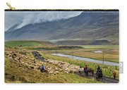 Annual Autumn Sheep Roundup Carry-all Pouch