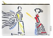 Annunciation Carry-all Pouch