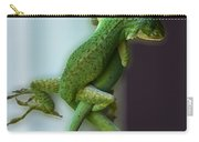 Anole Lovers Carry-all Pouch