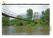 Another Bridge Over River Kwai In Kanchanaburi-thailand Carry-all Pouch
