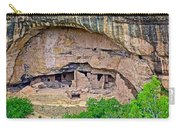 Another Dwelling On Chapin Mesa In Mesa Verde National Park-colorado  Carry-all Pouch