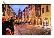 Another Prague Night - Czech Republic Carry-all Pouch