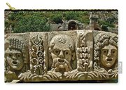 Another Relief In Myra-turkey Carry-all Pouch