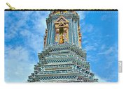 Another Stupa At Grand Palace Of Thailand In Bangkok Carry-all Pouch