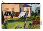 Another Way Of Life II Carry-all Pouch by Marilyn Smith