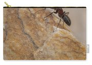 Ant Macro Carry-all Pouch