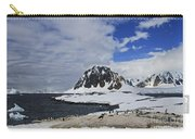 Antarctic Wilderness... Carry-all Pouch