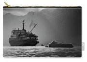 Antarctican Expedition 2013.  Ship Name Carry-all Pouch