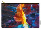 Antelope Canyon Light Carry-all Pouch