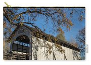 Antelope Creek Bridge In Fall Carry-all Pouch