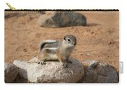 Antelope Ground Squirrel Carry-all Pouch