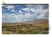 Antelope Island Park Utah Carry-all Pouch