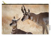 Antelope Love Carry-all Pouch