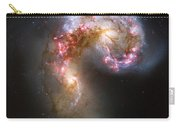 Antennae Galaxy  Carry-all Pouch