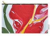 Anthurium Fire Carry-all Pouch