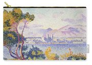 Antibes Afternoon Carry-all Pouch by Henri Edmond Cross