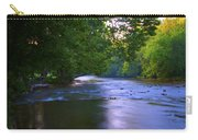 Antietam Creek - Hagerstown Maryland Carry-all Pouch