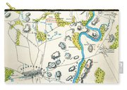 Antietam, Maryland, 1862 Carry-all Pouch