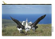 Antipodean Albatross Courtship Display Carry-all Pouch by Tui De Roy