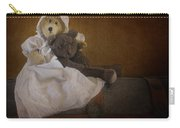 Antique Bears Carry-all Pouch