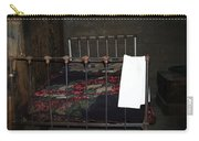Antique Bed Carry-all Pouch