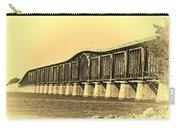 Antique Bridge Carry-all Pouch