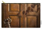 Antique Cabinet Carry-all Pouch by Amanda Elwell