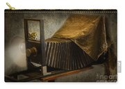 Antique Camera Carry-all Pouch by Susan Candelario