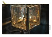 Antique Carriage Lamp Carry-all Pouch
