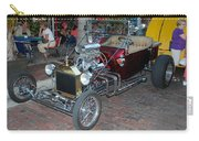 Antique Custom Hotrod Carry-all Pouch