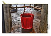 Antique Fire Bucket Carry-all Pouch