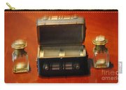 Antique Inkwells 3 Carry-all Pouch
