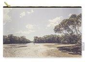 Antique Mangrove Landscape Carry-all Pouch
