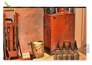 Antique Oil Bottles Carry-all Pouch