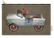 Antique Pedal Car Lv Carry-all Pouch by Michelle Calkins