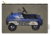 Antique Pedal Car V Carry-all Pouch by Michelle Calkins