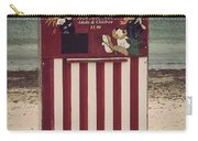 Antique Punch And Judy Carry-all Pouch