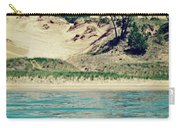 Antique Snapshot Series - Dunes On Lake Michigan Carry-all Pouch