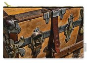 Antique Steamer Truck Detail Carry-all Pouch by Paul Ward