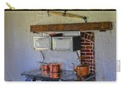 Antique Stove Carry-all Pouch