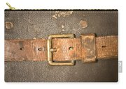 Antique Strap Carry-all Pouch