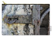 Antique Textured Metalwork Gate Carry-all Pouch
