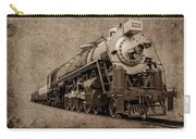 Antique Train Carry-all Pouch