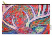 Antler Swirl Carry-all Pouch