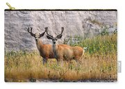 Antler To Antler Carry-all Pouch